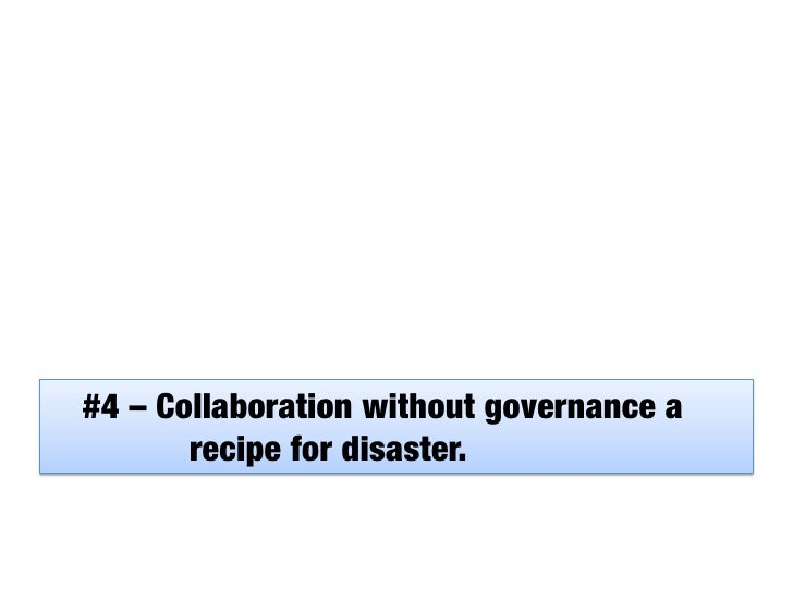 Is there an executive endorsed plan in your organization as regards where SharePoint will  and will not  be used?