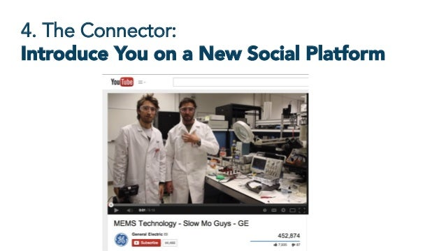 4. The Connector: Introduce You on a New Social Platform