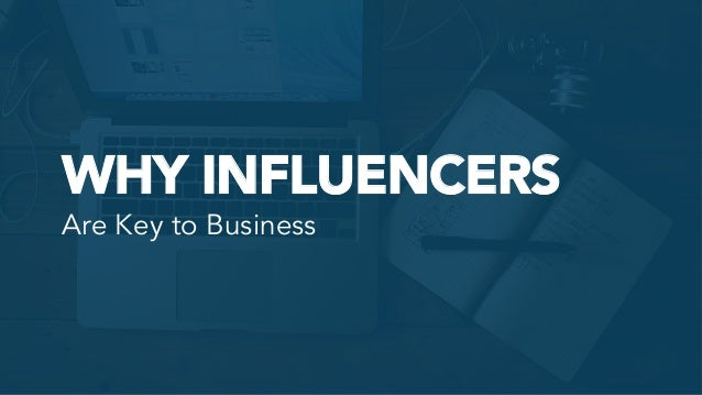 The 8 Things Online Influencers Can Do For You Slide 2