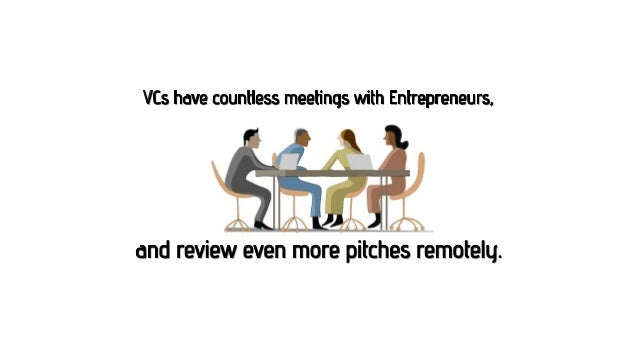 8 Things Your VC Won't Tell You