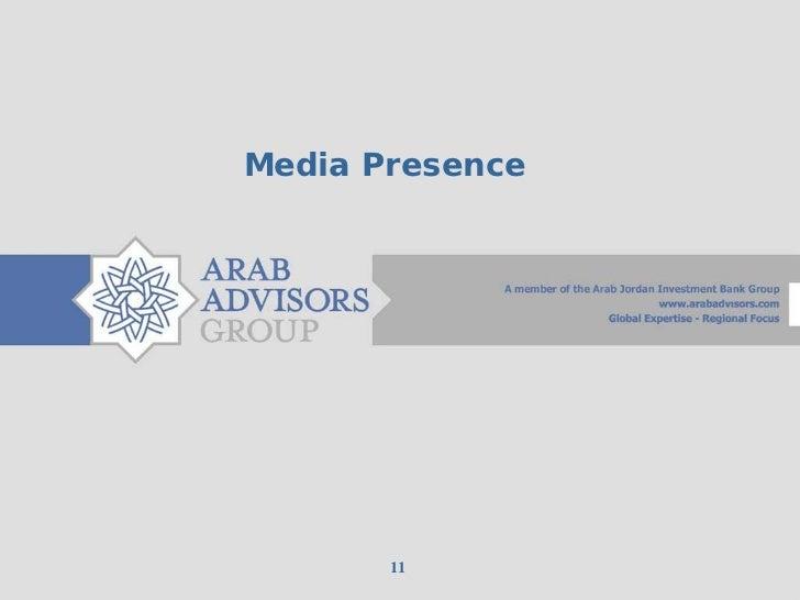 Media Presence       11