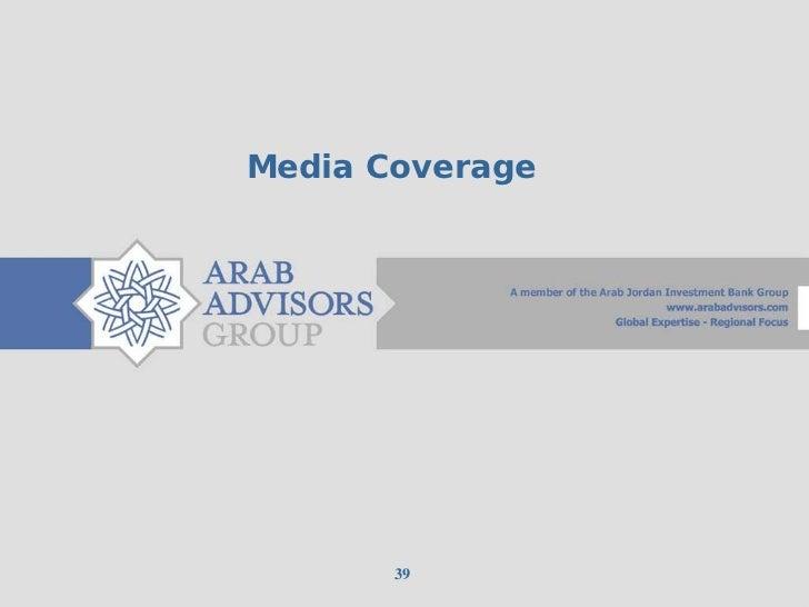 Media Coverage       39