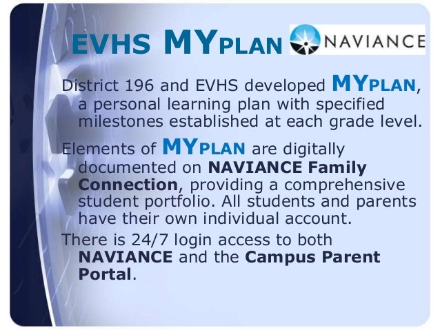 EVHS 8th Parent Meeting-January 2016