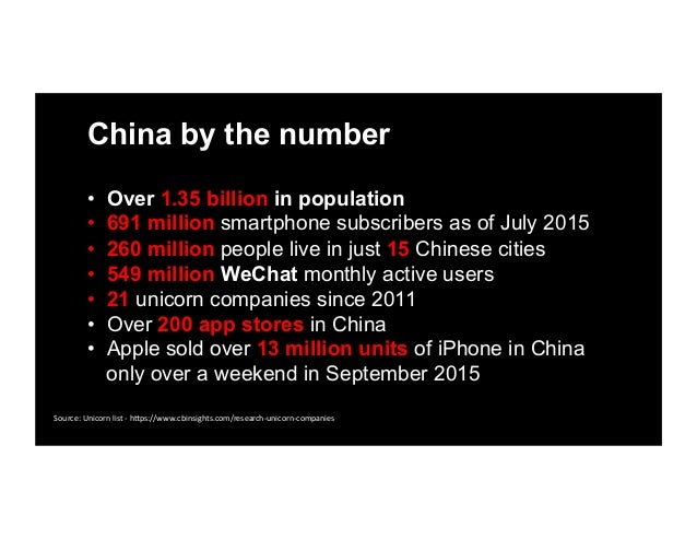 8 Tips for Scaling Mobile Users in China by Edith Yeung Slide 3