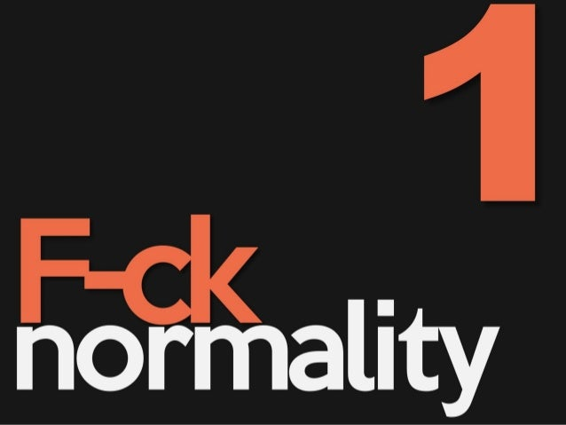 F-ck normality