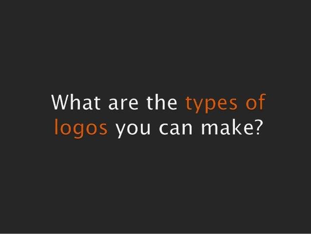 8 secrets to logo design like a pro