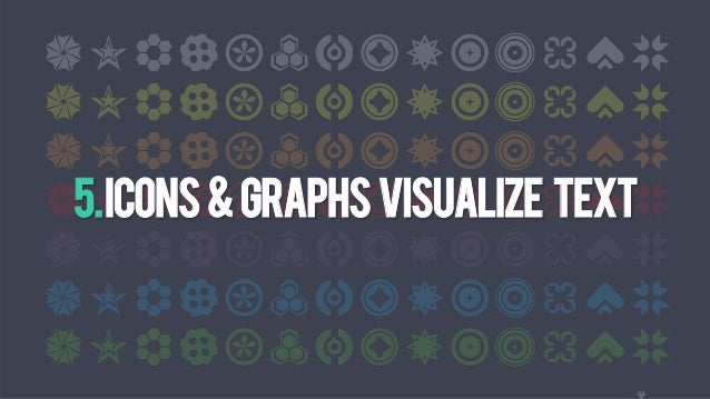 5.ICONS&Graphsvisualize TEXT