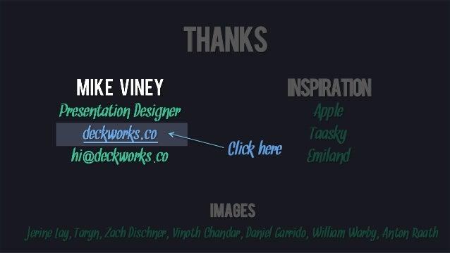 THANKS Inspiration Apple Taasky Emiland Images Jerine Lay, Taryn, Zach Dischner, Vinoth Chandar, Daniel Garrido, William W...