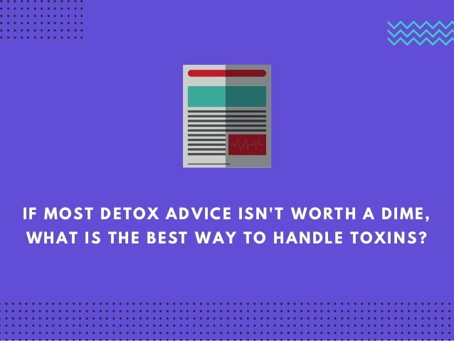 Best Way To Detox Body Naturally