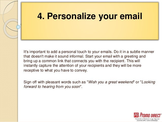 8 tips to write better business emails 5 4 m4hsunfo Gallery