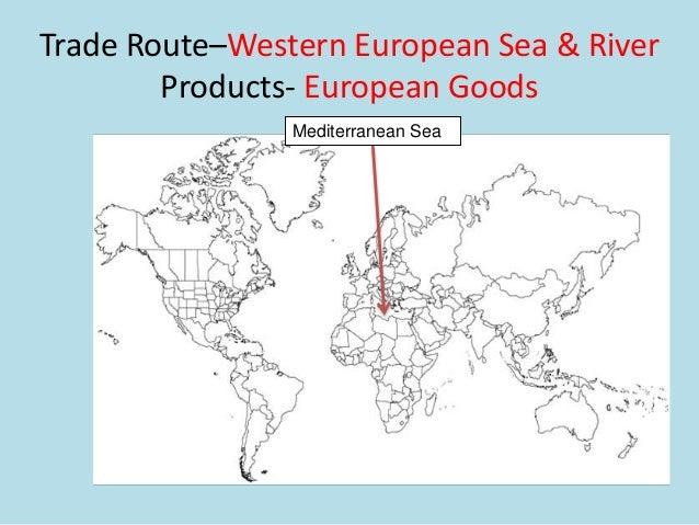 Trade Routes and Cultural Diffusion | 638 x 479 jpeg 70kB