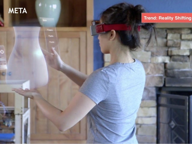 Augmented Reality <—> Virtual Reality