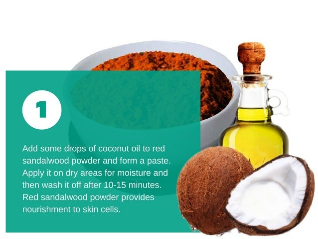 Skin Care Tip: 8 Uses of Red Sandalwood for Acne free and Youthful Skin Slide 2