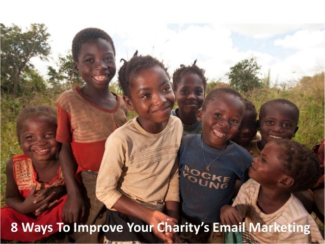 8 Ways To Improve Your Charity's Email Marketing