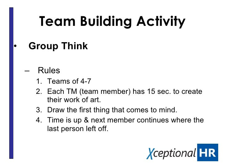 the group and groupthink essay Whether a group is involved in managing an investment portfolio or choosing an   as barton biggs asserts in his excellent essay groupthink.