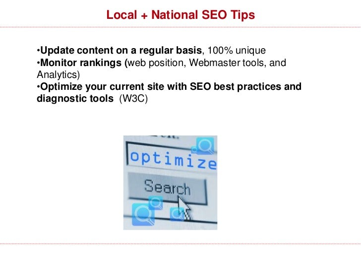 Learn More about SEOSpecial Offer:•Purchase SEO Made Simple withinthe next 48 hours and receive freeIntro to SEO training ...