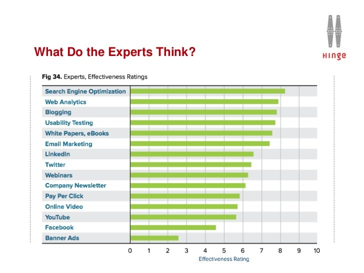 What Do the Experts Think?