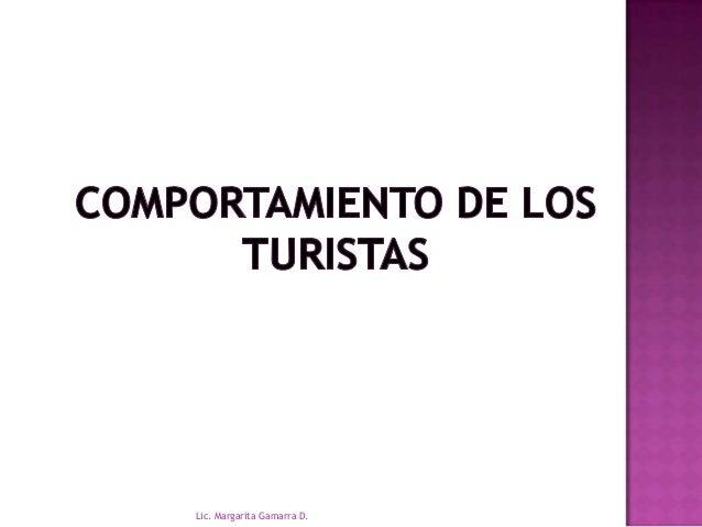 Lic. Margarita Gamarra D.