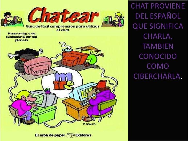 chat irc espanol