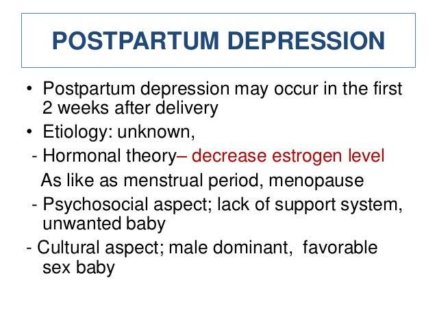 9 Complication Of Postpartum