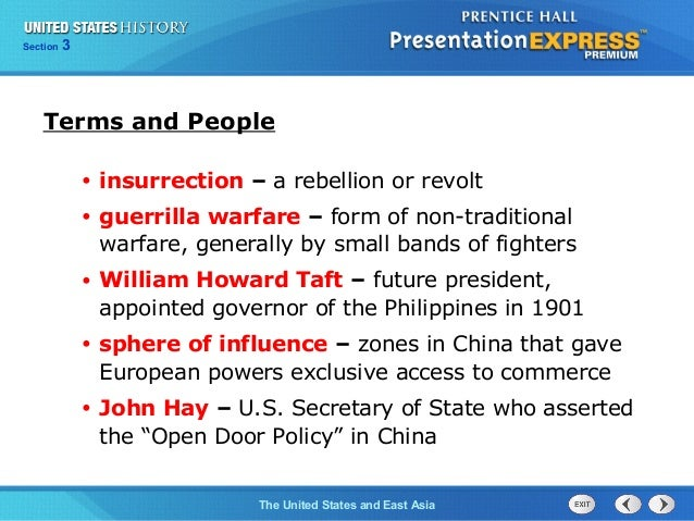 world history notes chapter 18 section3