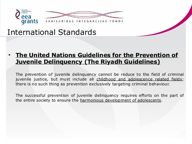 recommendations for reducing juvenile crime Education strategies for reducing juvenile crime in the  juvenile crime in the nation's capital today  recommendations include replicating successful.