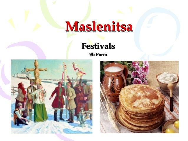 Maslenitsa Festivals 9b Form