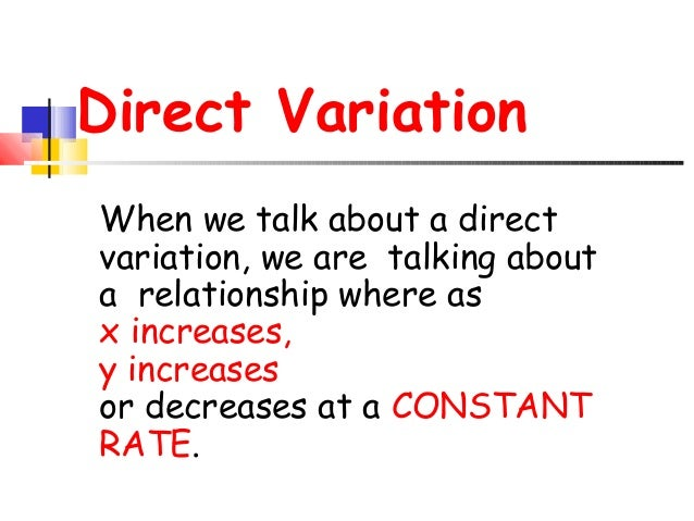 direct and inverse relationship statistics cheating