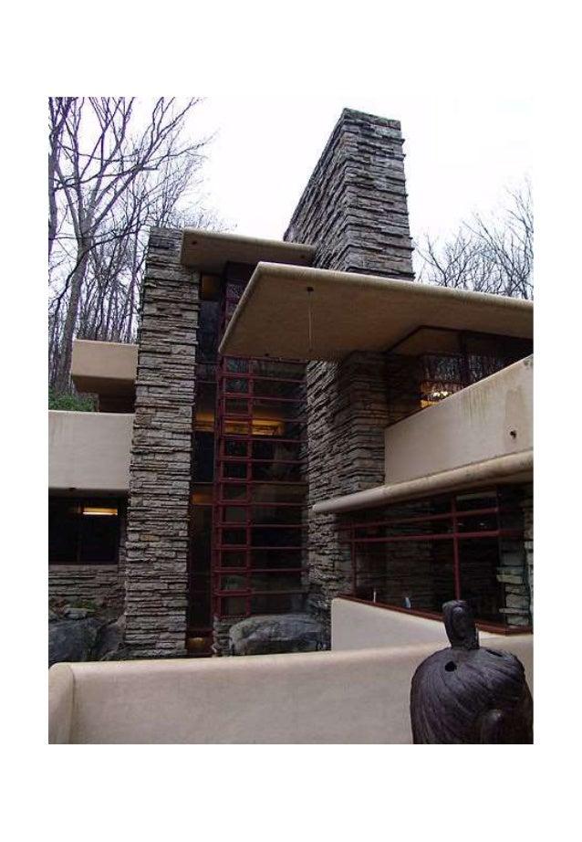 9 architettura organica f l wright e a aalto for Architettura wright