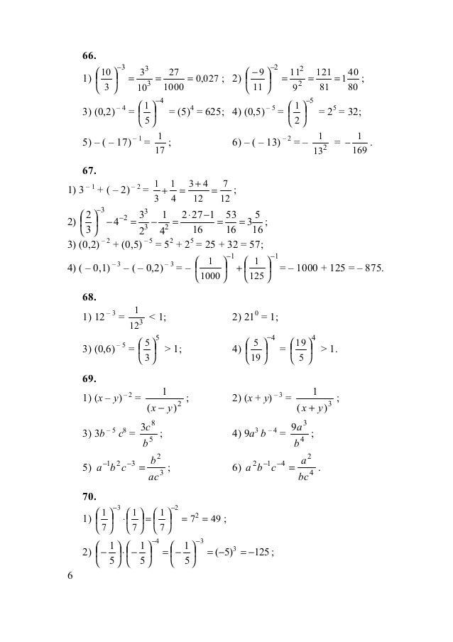 Гдз по алгебре 9 класс автор алимов