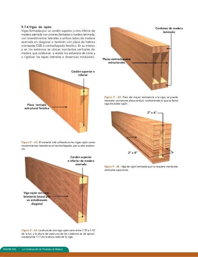 Construccion de caba as de madera 9 31 - Maderas laminadas tipos ...