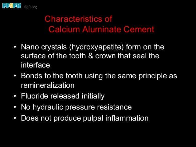 Calcium Aluminate Cement Applications : Ntal cements