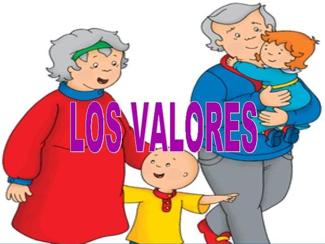  Los valores son las normas deLos valores son las normas de conducta y actitudes según lasconducta y actitudes según las ...
