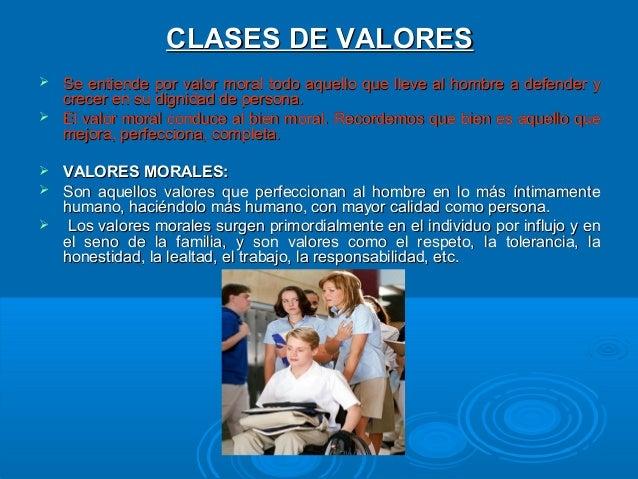 Valores culturales y socialesValores culturales y sociales  Se puede decir que son aquellos valores ampliamente compartid...