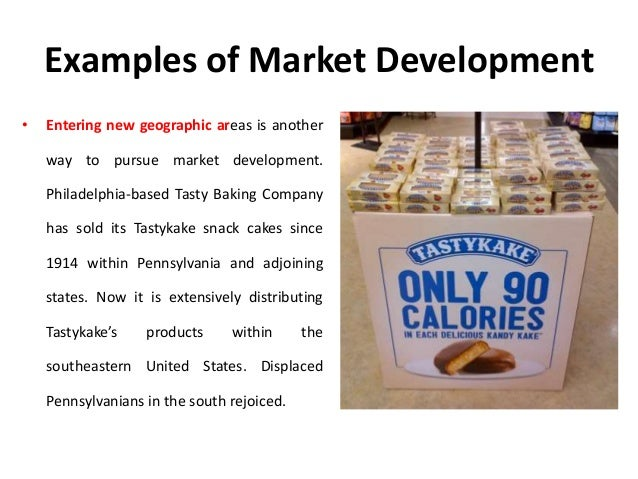 Market penetration intensification strategies for Product development firms