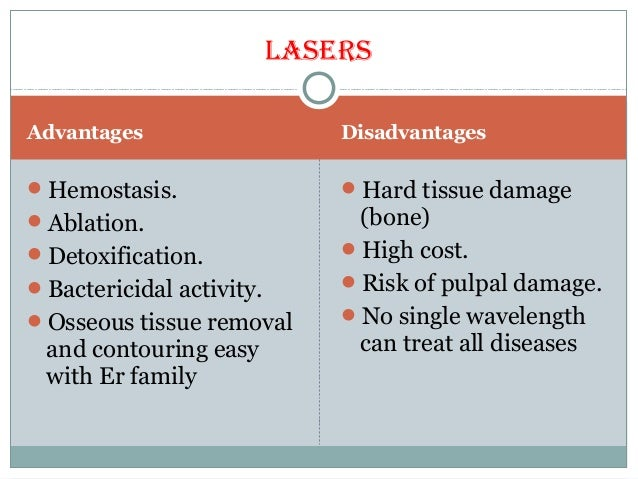 Lasers And Its Application In Periodontics