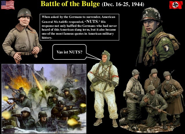 the most important events in the battle of bulge 1944 Newsletters ios app life timeline events books shop  in the first several  months of 1945, germany put up a fierce defense, but rapidly lost  the identities  of the soldiers, the photographer, and some significant photo editing  on  january 2, 1945, as fighting moves on during the battle of the bulge.