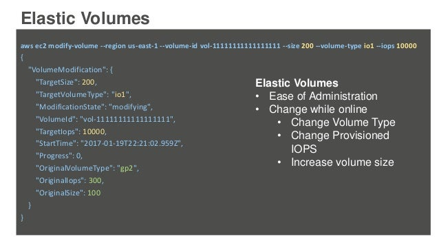 Optimize MySQL Workloads with Amazon Elastic Block Store - February 2…