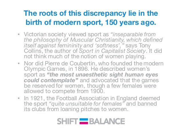 Initiatives shifting the balance in the sports sphere Slide 3