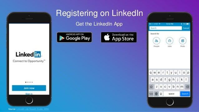 LinkedIn for Refugees - Mobile App