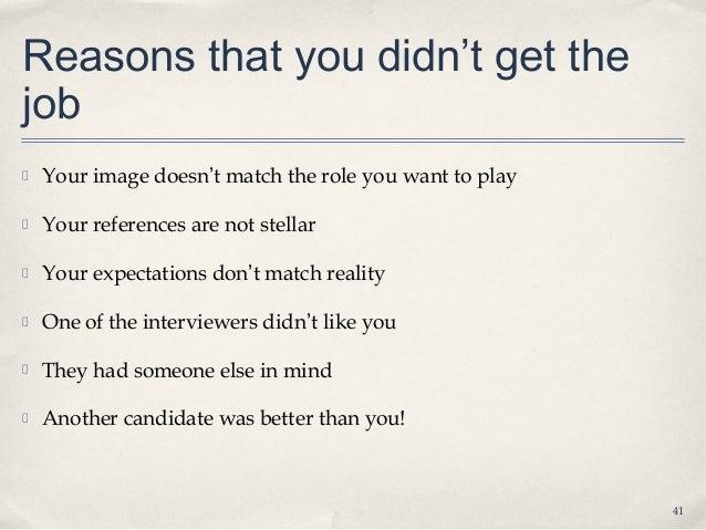 9 3 job interviews lecture slides