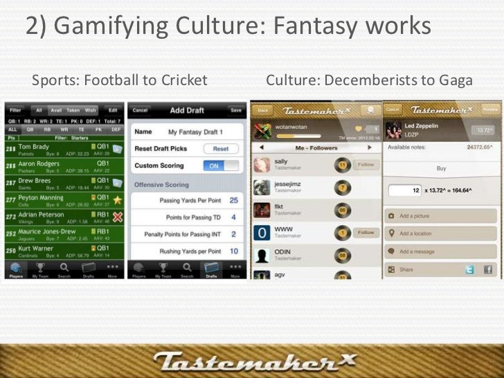 Tastemaker X - Gamifying Culture: Why the Web Still Needs a Taste Graph Slide 3