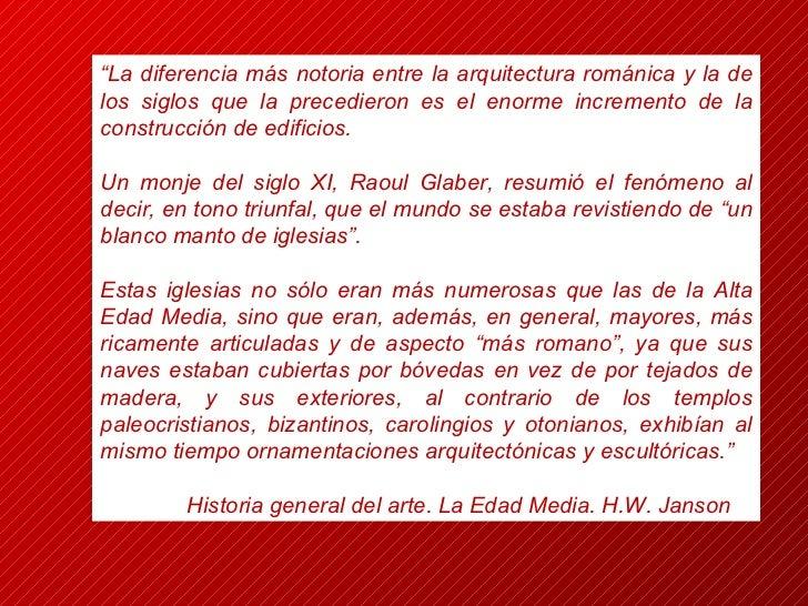 ARTE ROMÁNICO Slide 3
