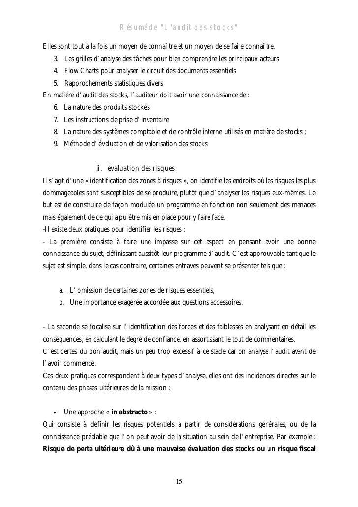 Des stocks - Grille d evaluation des risques psychosociaux ...
