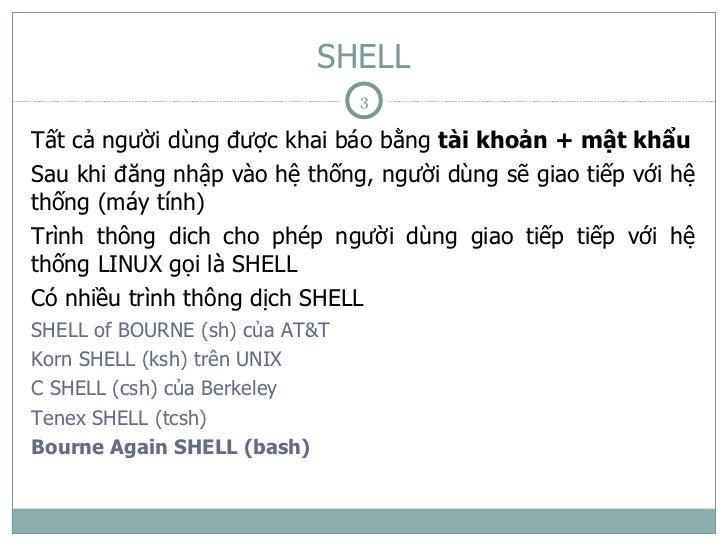 9 bash Slide 3