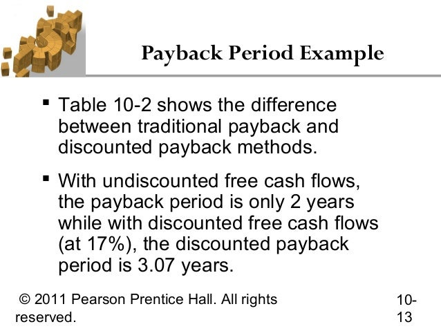 payback npv examples The excel npv function - calculates the net present value of an investment - function description & examples.