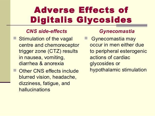 9 cardiac glycosides
