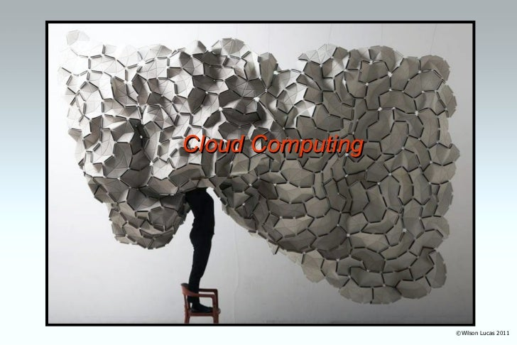 <ul><ul><li>Cloud   Computing </li></ul></ul>