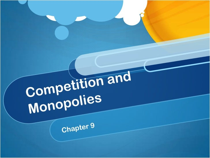 Learning Goal:Explain the five conditions of perfectcompetition.