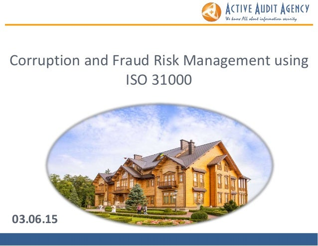 Risks associated with fraudulent use
